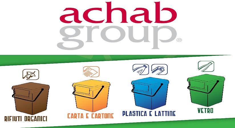 ACHAB GROUP cerca operatore per attività di comunicazione sulla corretta gestione rifiuti urbani nel Cagliaritano