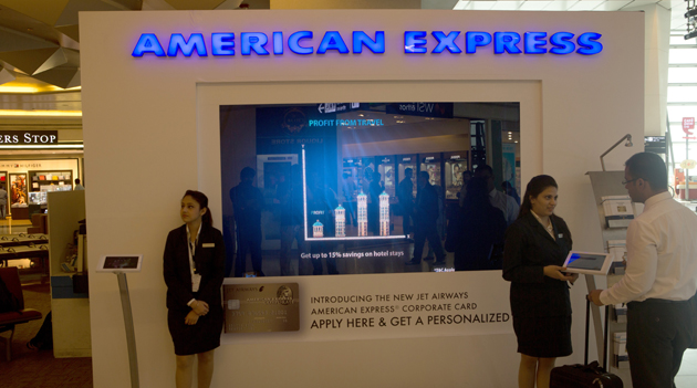 Cercasi Promoter / venditori per American Express Italia da inserire presso Aeroporto di Cagliari