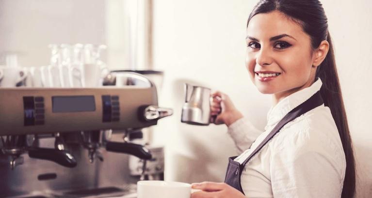 Cercasi aspirante Barista per tirocinio presso Servizio di caffetteria e sala colazioni di Hotel a Nuoro, pulizia locali ed attrezzature