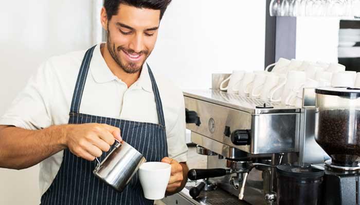 Nuoro: Bar / Caffè cerca Tirocinante Barista - Età min 30 anni
