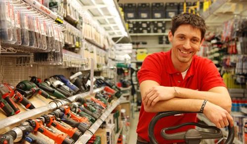 Cercasi addetto/a per punto vendita materiali per l'edilizia-ferramenta-fai da te-vernici e idraulica, zona di Oristano.