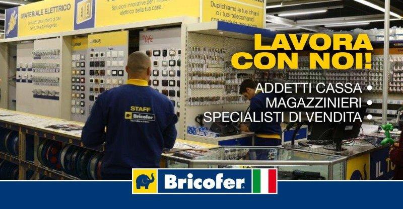 Avviso pubblico per la selezione ausiliario/a di vendita presso Bricofer di Cagliari, Quartu Sant'Elena e Capoterra - L.68/99