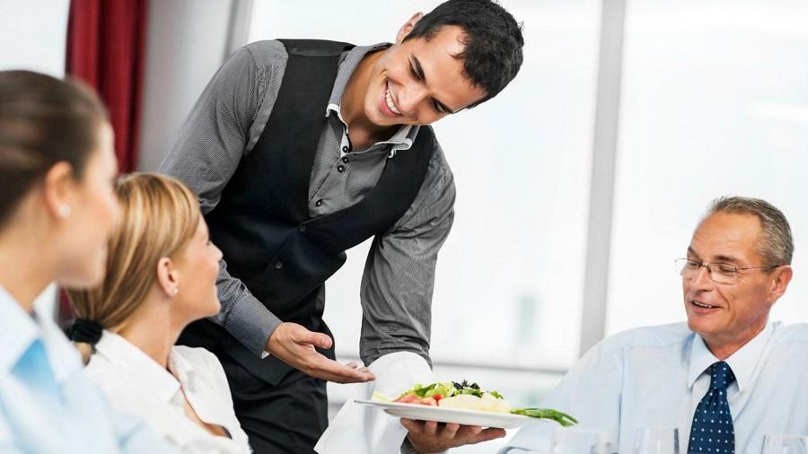 Cercasi 1 cameriere da inserire presso ristorante con circa 20 coperti - contratto dal 15/04/2020 al 15/10/2020