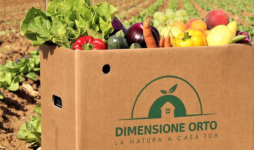 Dimensione Orto cerca fattorino per consegne con furgone aziendale a Cagliari e Hinterland