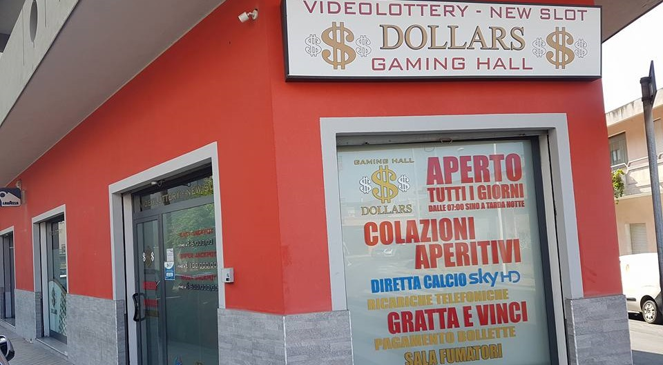 Sinnai (CA): Dollars Gaming Hall cerca Banconiera / addetta sala slot