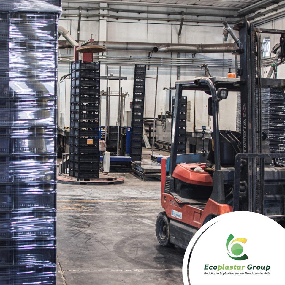 Ecoplastar Group S.r.l. è alla ricerca di tre operai addetti agli imballaggi / mulettista - inserimento immediato