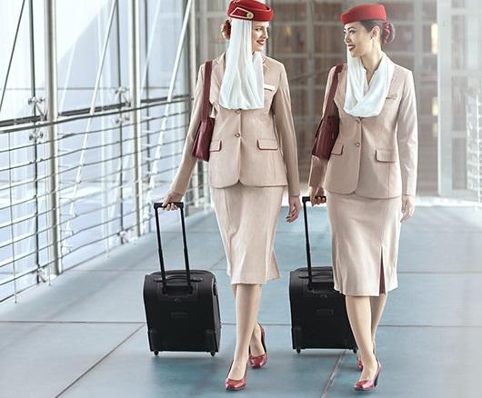 Emirates cerca assistenti di volo di ambo i sessi - Recruitment Day il 12 NOVEMBRE 2019 alle ore 9 presso l'hotel Regina Margherita a Cagliari