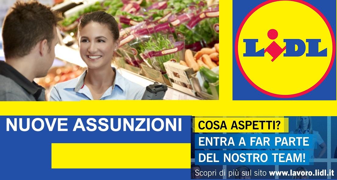LIDL cerca nuovo personale per le sedi di Sassari e Alghero: Operatore di Filiale e Apprendista Addetto Vendite