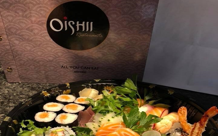 Oristano: Oishii ristorante Sushi All you Can Eat, cerca cameriere di sala