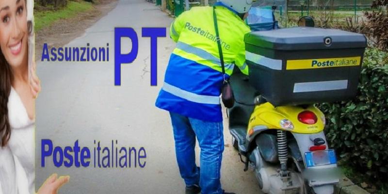 Poste Italiane Assunzioni Di Postini Portalettere In