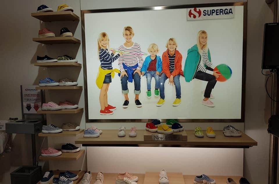 Cercasi addetti/e vendita / commessi/e per punti vendita Superga a Cagliari e Sestu