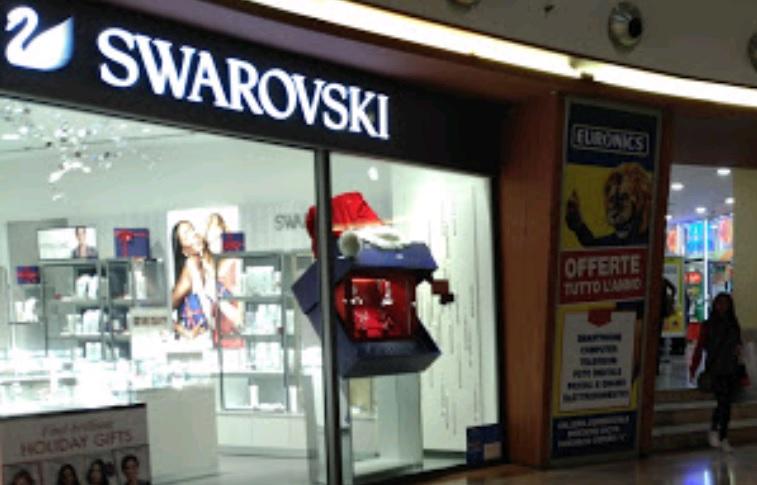 """Swarovski """"Corte del Sole"""" Sestu addetto/a alla vendita assistita da inserire con tirocinio regionale"""