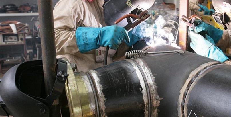 Azienda Metalmeccanica con sede a Macchiareddu - Assemini (CA) cerca 2 Carpentieri Tubista